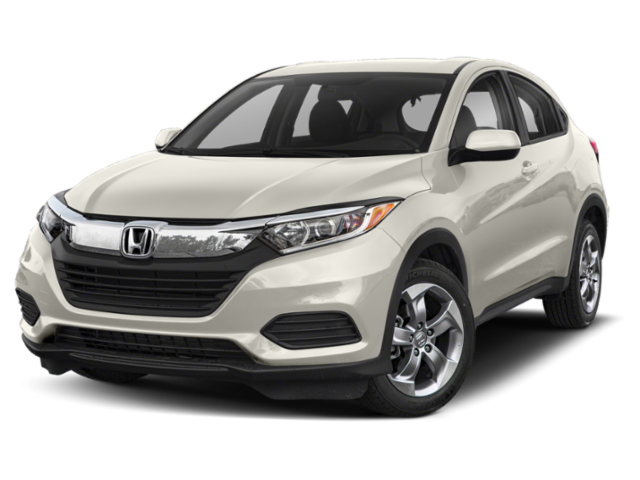 New 2019 Honda HR-V LX CVT AWD