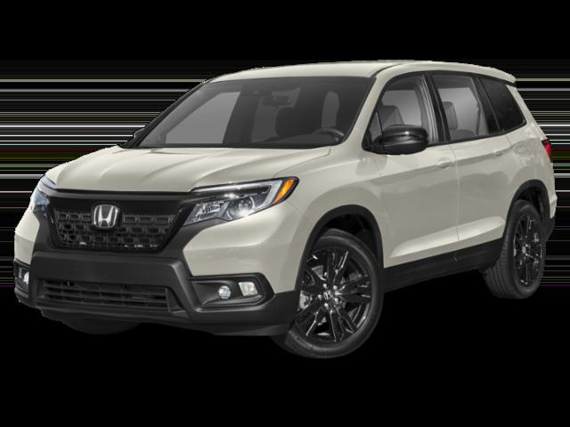 New 2019 Honda Passport Sport AWD Automatic