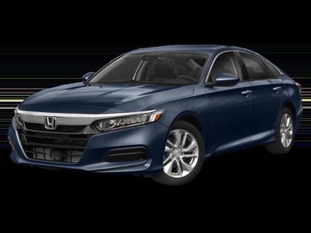 New 2019 Honda Accord Sedan 1.5 LX CVT
