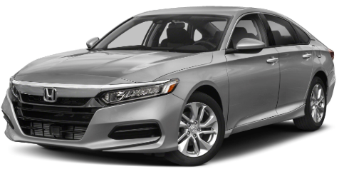 New 2019 Honda Accord Sedan LX CVT 1.5