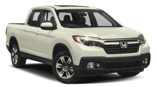 New 2019 Honda Ridgeline RTL-T AWD 6AT