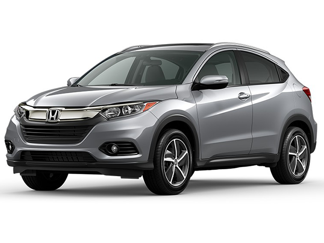 New 2021 Honda HR-V