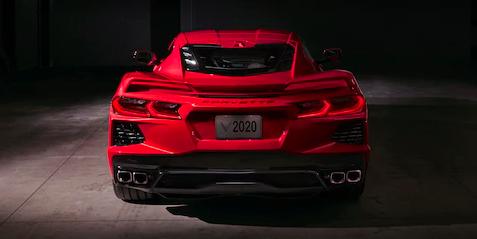 2020 Corvette Reservation