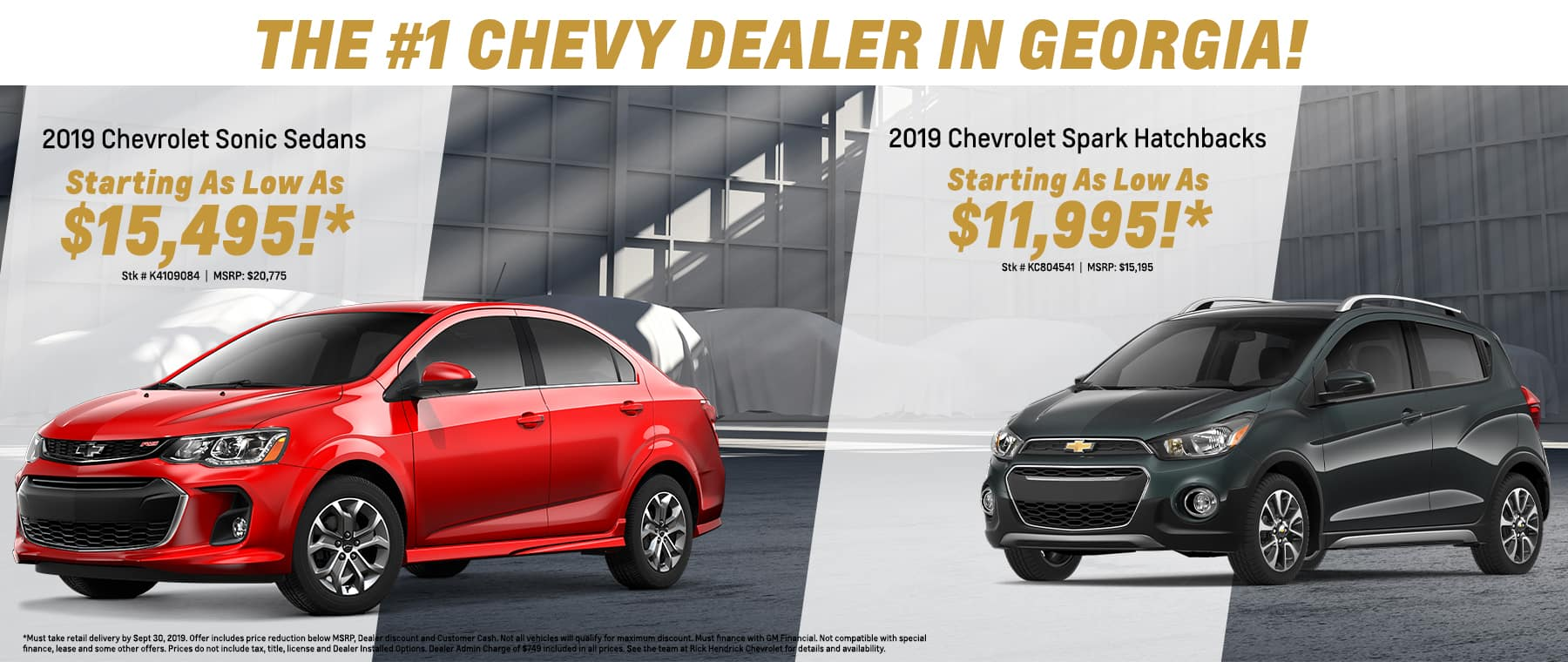 Rick Hendrick Chevrolet Buford Chevrolet Dealer Serving