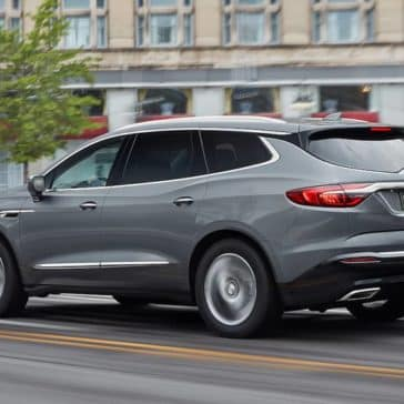 2019 Buick Enclave Driving