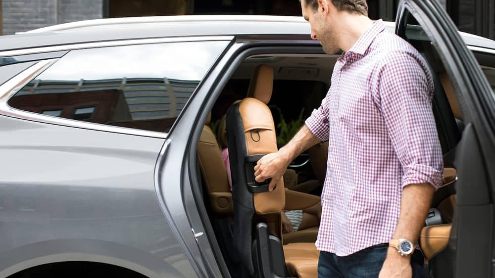 2019 Buick Enclave Space
