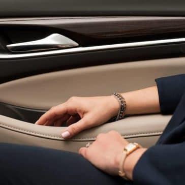 2019 Buick Enclave Passenger