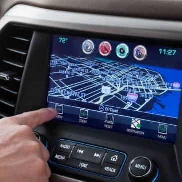 2019 GMC Acadia Technology
