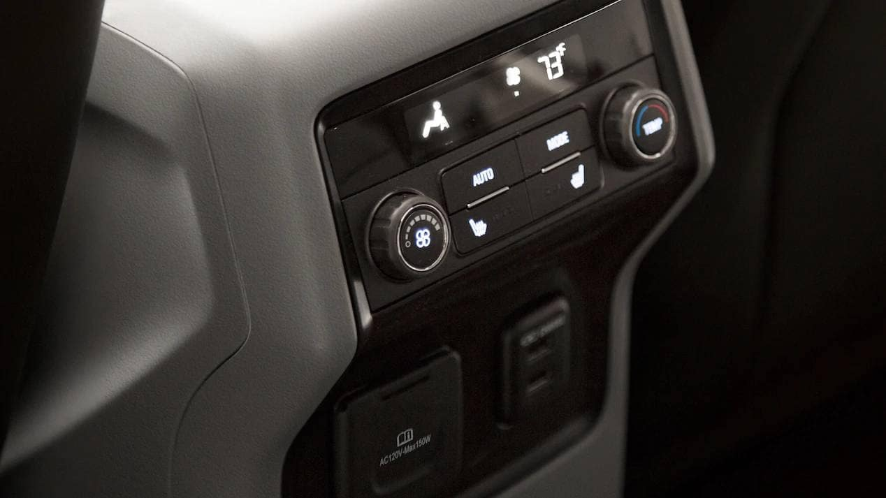 2019 GMC Acadia Features