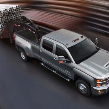 2019 Chevy Silverado 2500 Towing