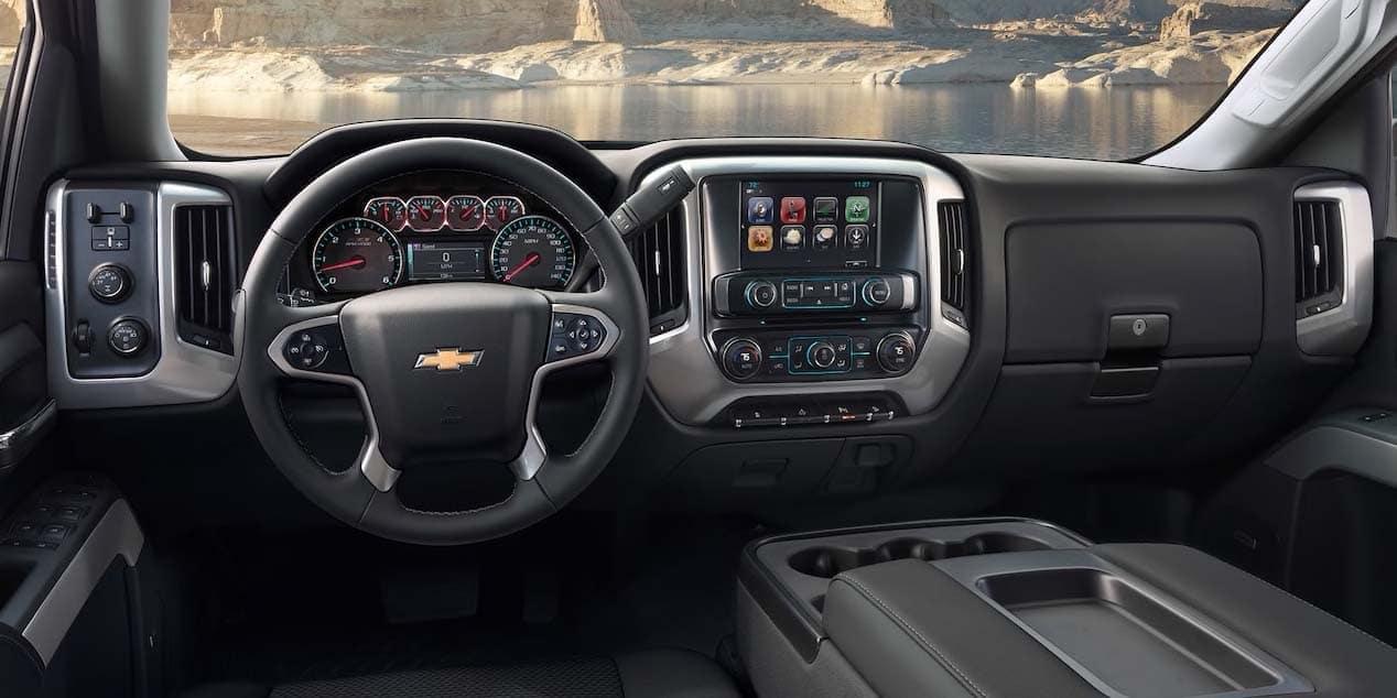 2019 Chevy Silverado 2500 Driver