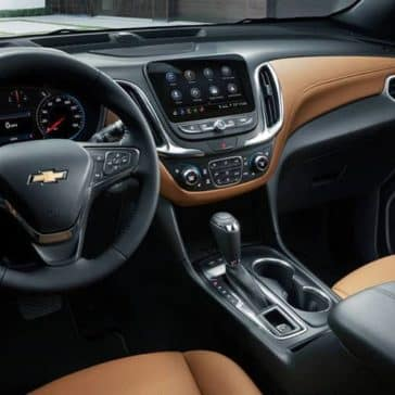 2020 Chevrolet Equinox Dash