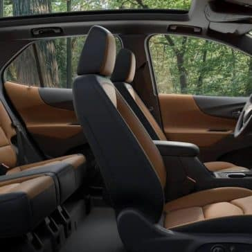 2020 Chevrolet Equinox Seating