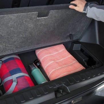 2020 Chevrolet Equinox Storage