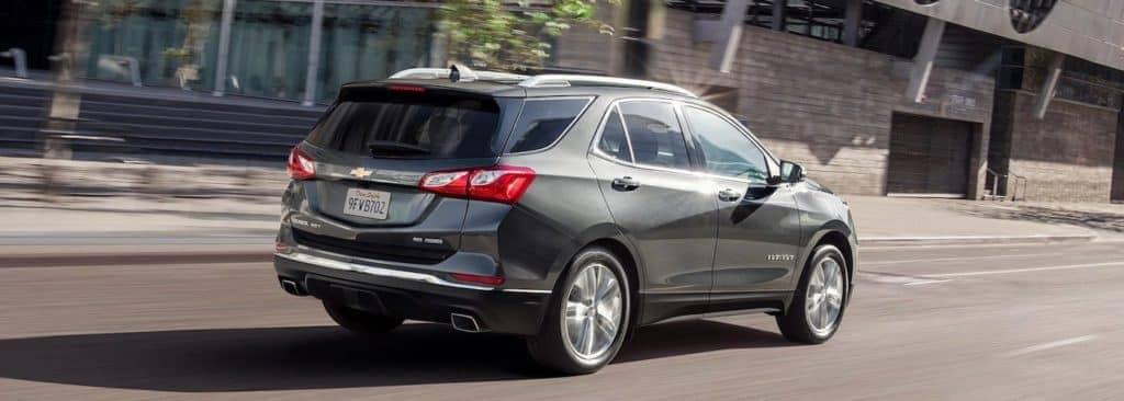 2020 Chevy Equinox grey