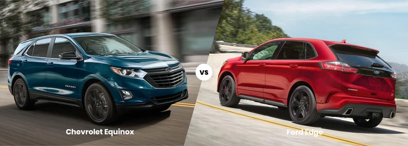 Chevy Equinox vs Ford Edge