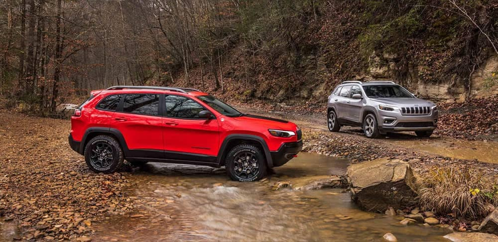2019 Jeep Cherokee Pair
