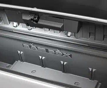 2019 Ram 2500 Storage
