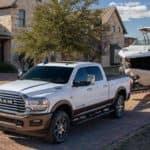 2020 Ram 2500 towing