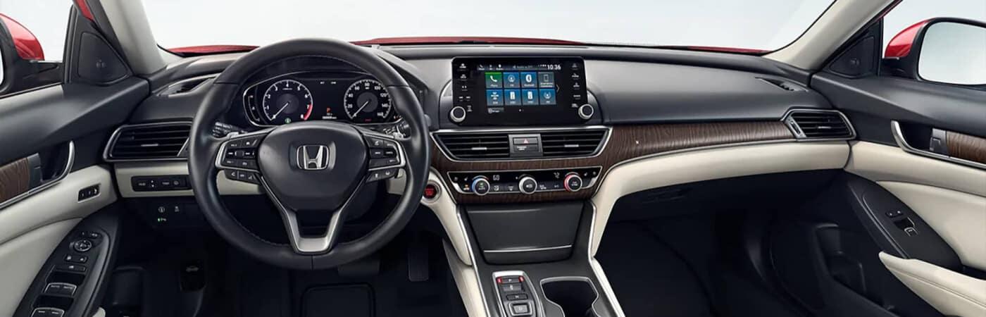 2020 Honda Accord Dash banner