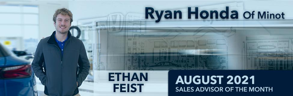 Honda Sales Advisor_August