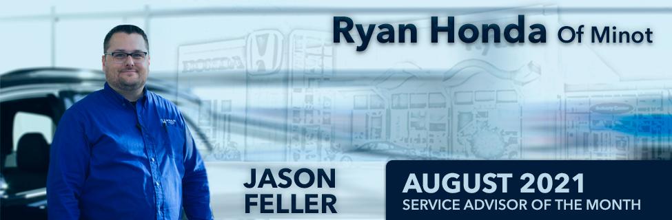 Honda Service Advisor_August