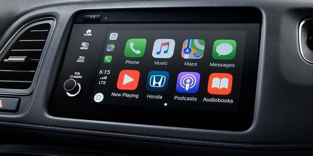2019 Honda HR-V Touchscreen