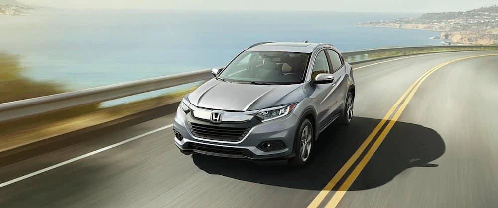 2019 Honda HR-V silver