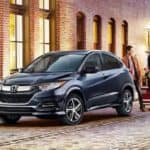 2019 Honda HR-V music