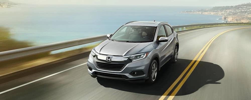 2020 Honda HR-V silver
