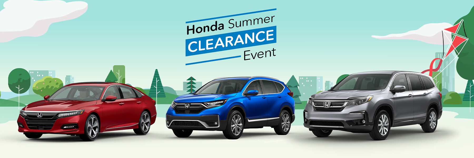 Summer Clearance Event 2020
