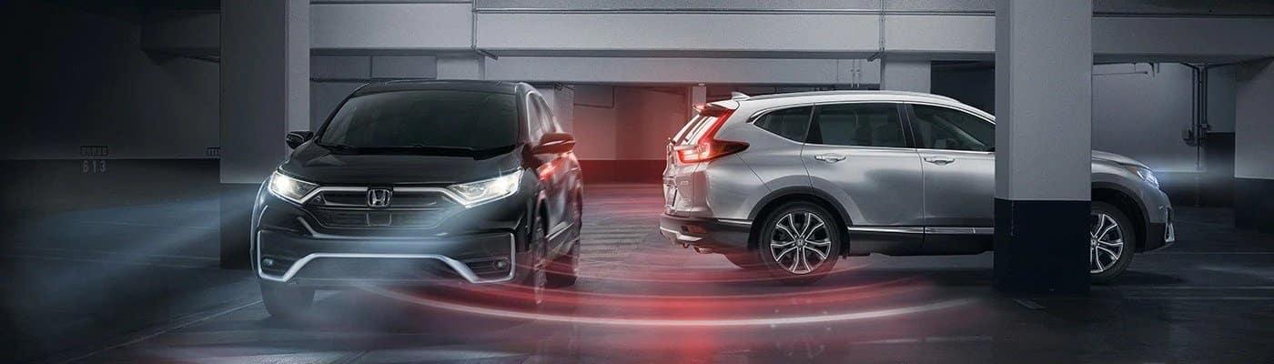 2020 Honda CR-V Comparison
