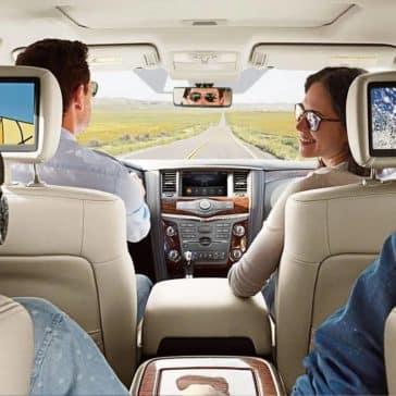 2019 Nissan Armada Passengers