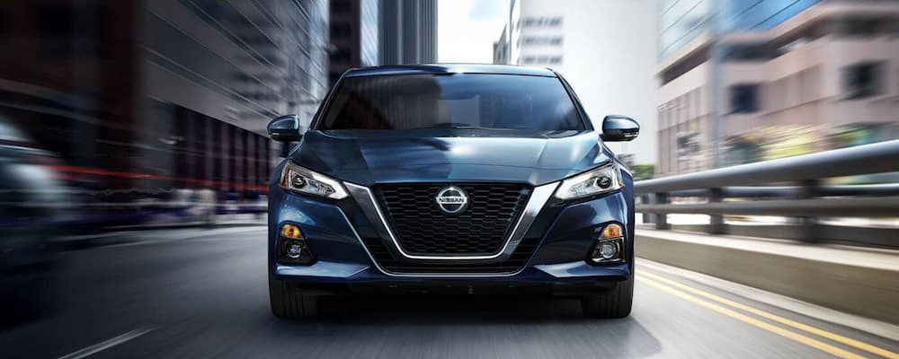 2020 Nissan Altima Blue