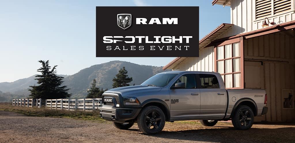 Ram Spotlight