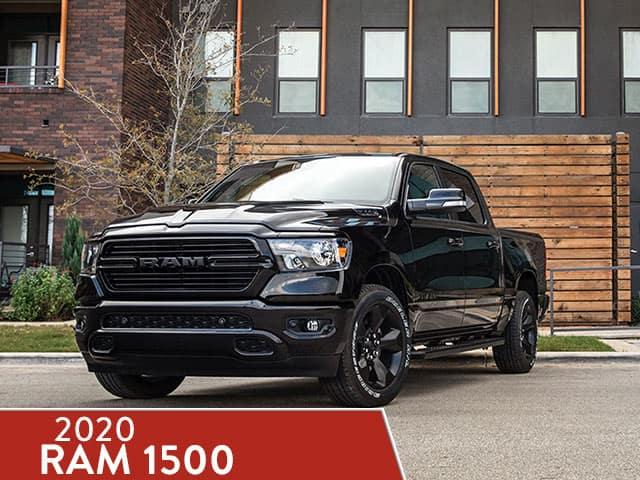 Black 2020 Ram 1500 lease deal in San Antonio, Texas