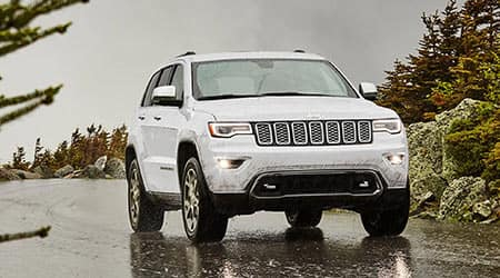 Jeep Grand Cherokee Redesign