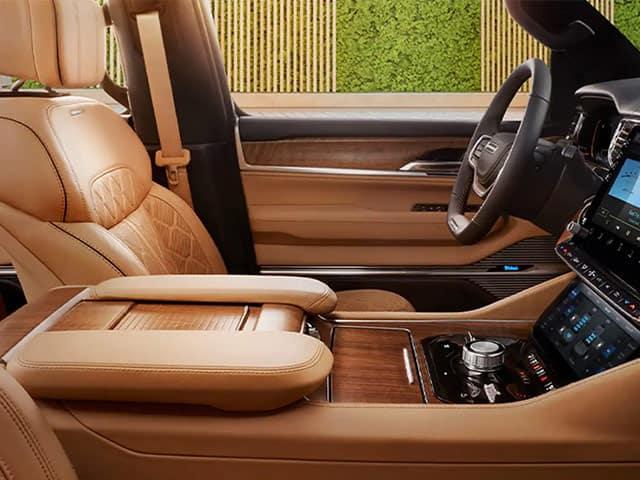 2022 Jeep® Grand Wagoneer Release Date