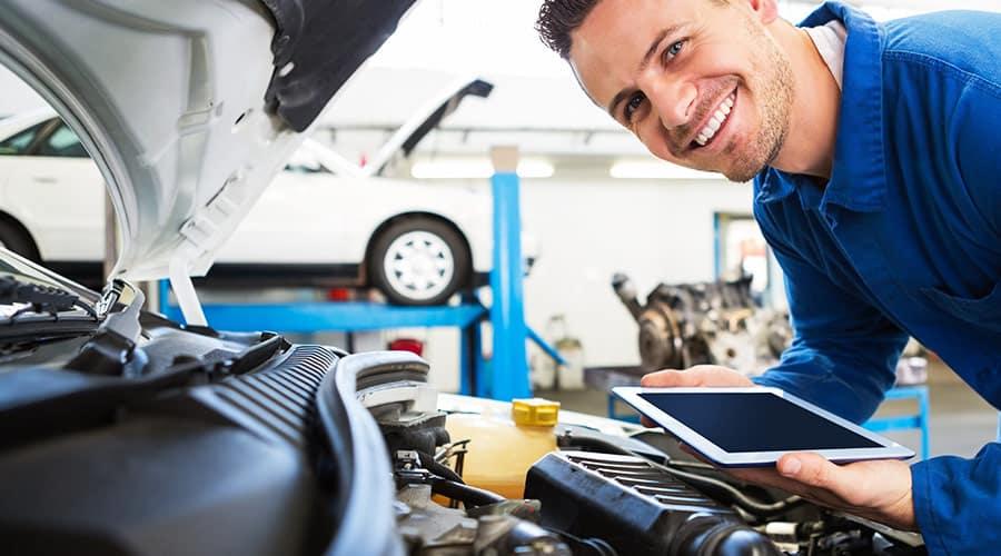 Serra Honda O'Fallon Auto Maintenance