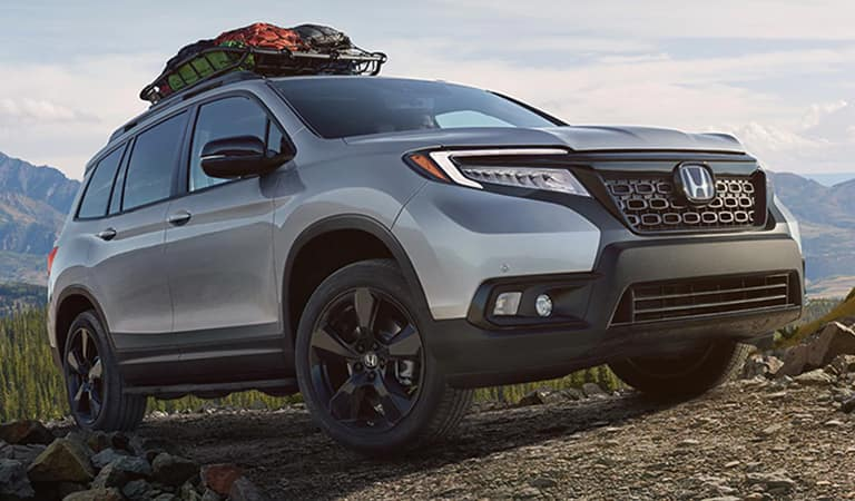 New Honda Passport