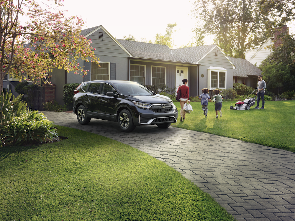 Information on Honda SUVs