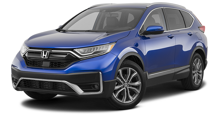 New 2021 CR-V Serra Honda O'Fallon