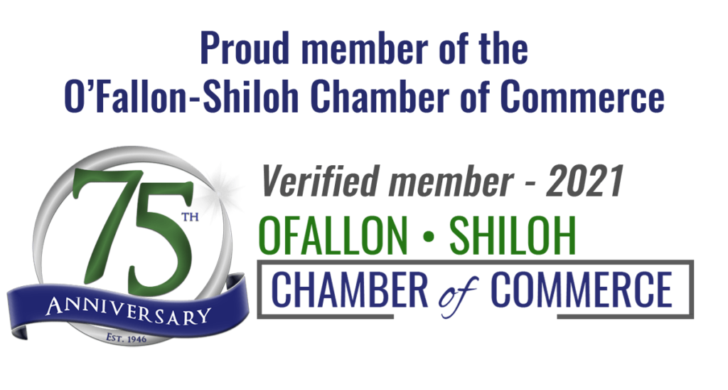 Ofallon Chamber of Commerce logo