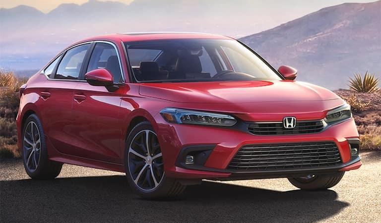 New 2022 Honda Civic O'Fallon IL