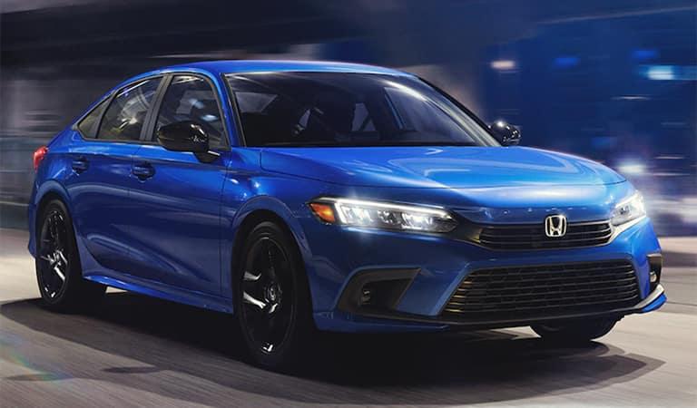 New 2022 Honda Civic O'Fallon Illinois