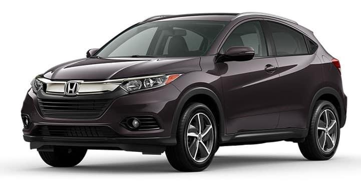 2022 Honda HR-V EX-L Exterior