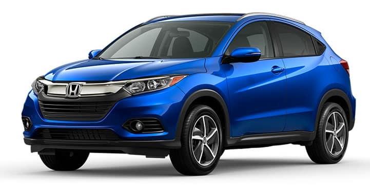 2022 Honda HR-V EX Exterior