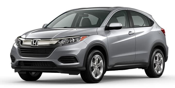 2022 Honda HR-V LX Exterior