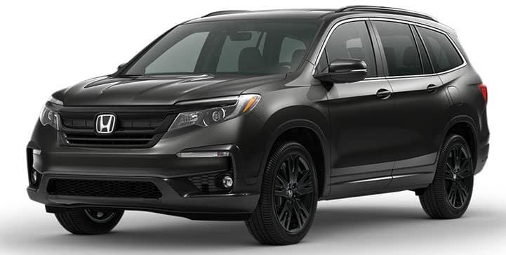 2022 Honda Pilot Special Edition Exterior