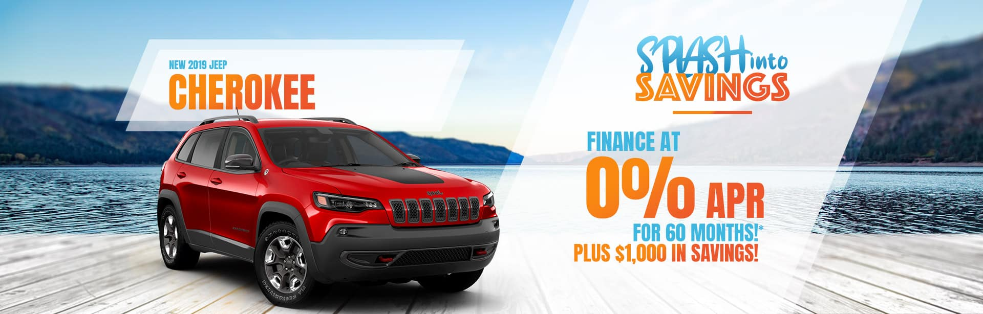 Best Deal on a New Jeep Cherokee in Auburn, Indiana